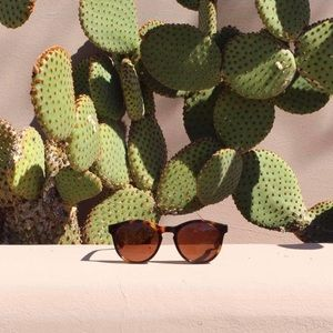 Tortoise & Blonde MALTA Sunglasses